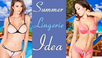 Summer Lingerie Ideas