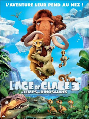 1 LÂge de glace 3   Le Temps des dinosaures