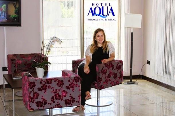 Escapada la Hotel Aqua, Baile 1 Mai