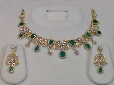 Diamon Jewels Set