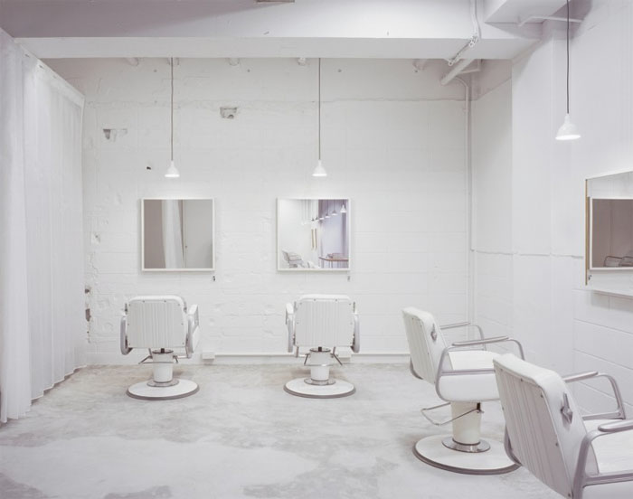 facing north with gracia: PLACES | Hair salon in Japan