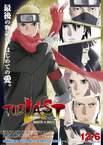 The Last: Naruto the Movie (HDRip 720p Coreano Subtitulada) (2014)