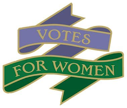 Votes For Women - 100 Years