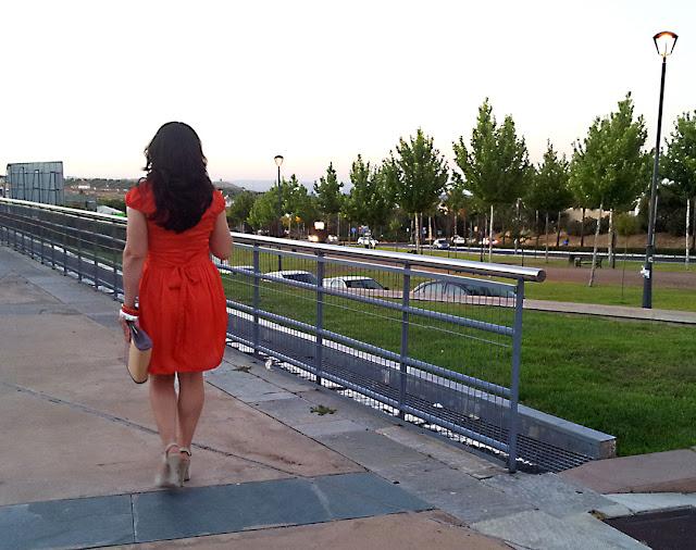 vestido+primark+naranja