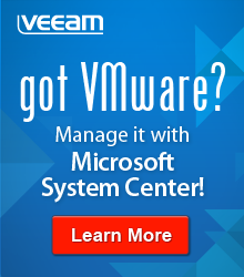 Product I prefer - Veeam