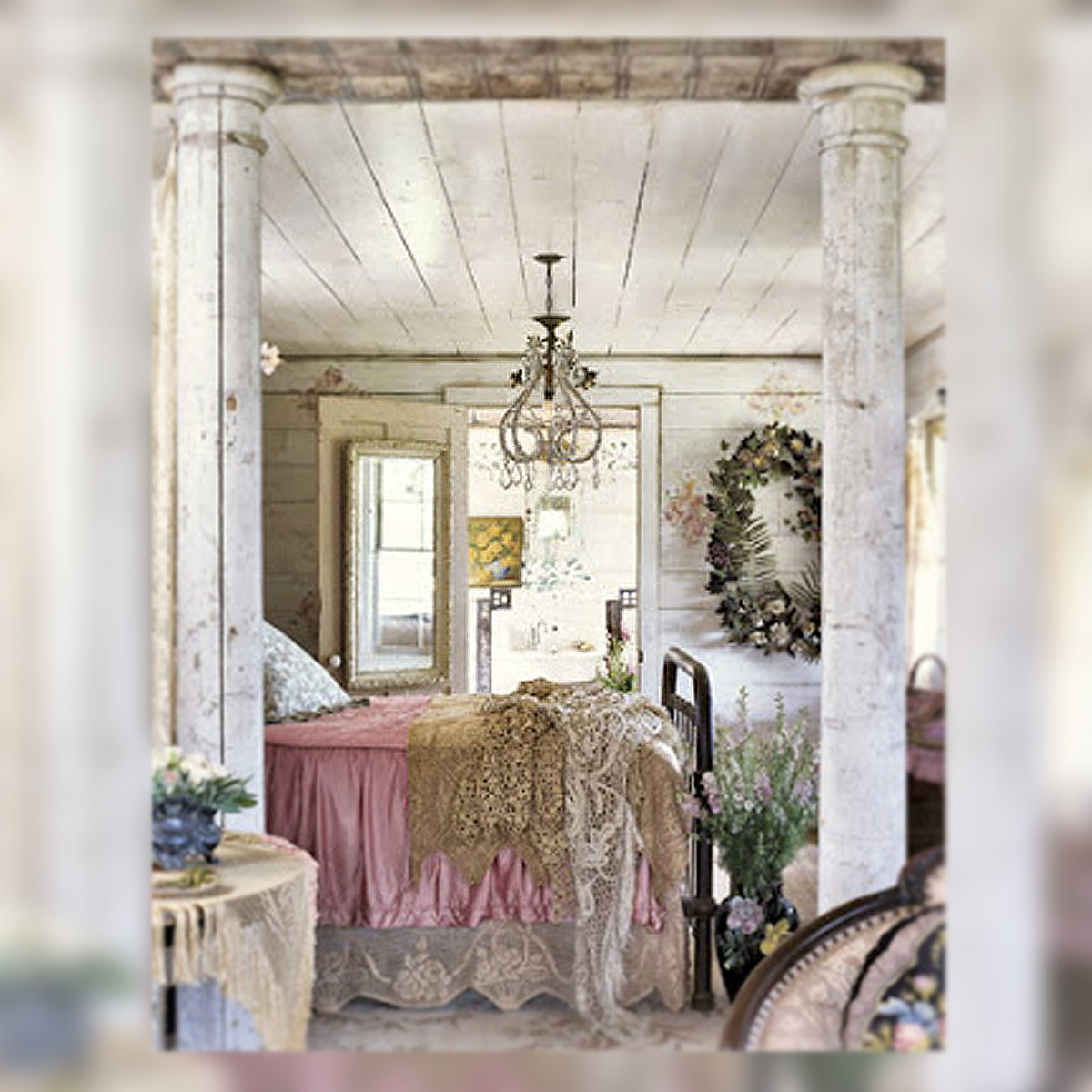 almacen vintage dormitorios shabby chic bedrooms shabby chic. Black Bedroom Furniture Sets. Home Design Ideas