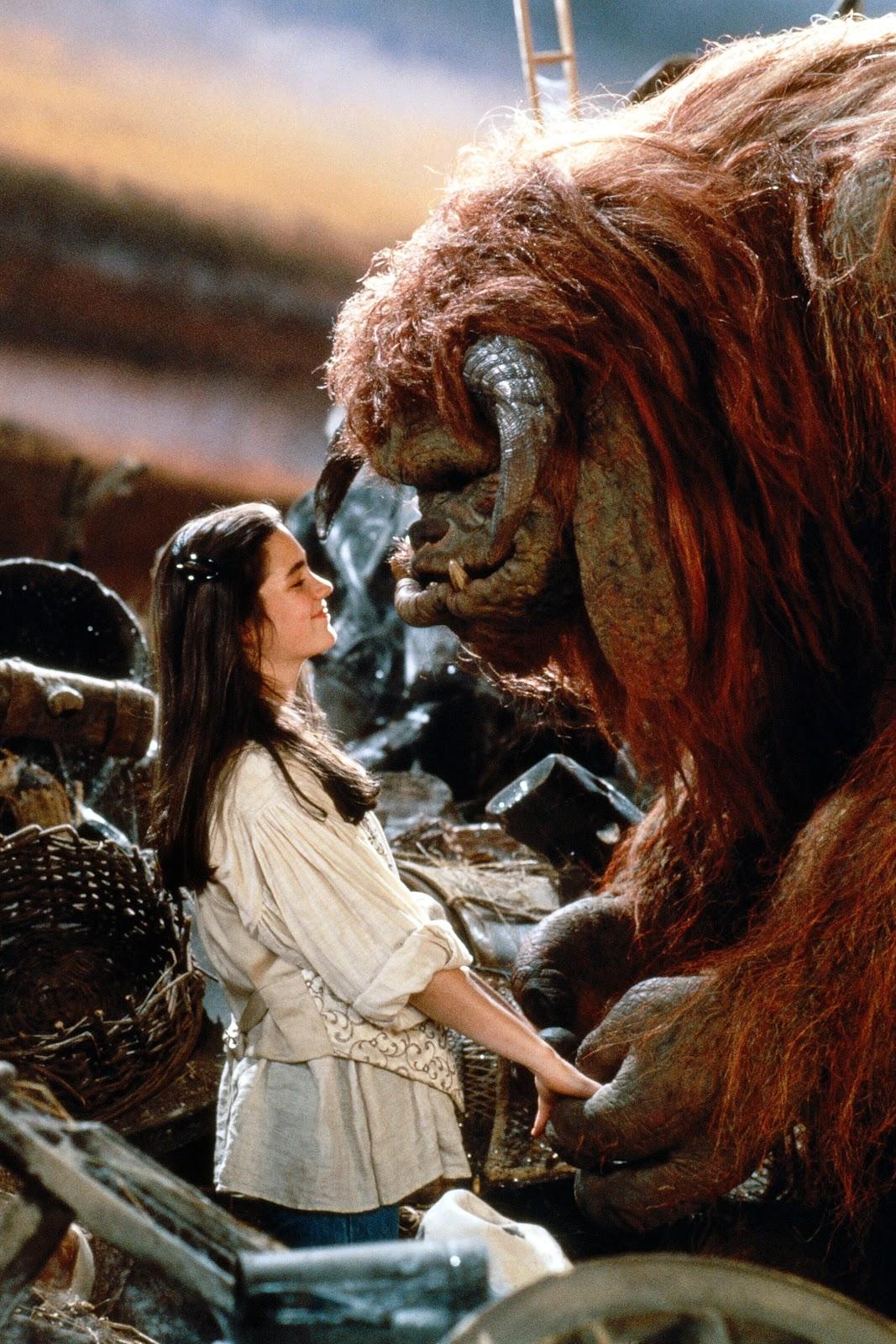 FILMY KOSTIUMOWE: Labyrinth (1986) Labyrinth 1986