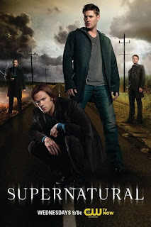 Supernatural 1° a 7° Temporada Torrent – Dublado HDTV