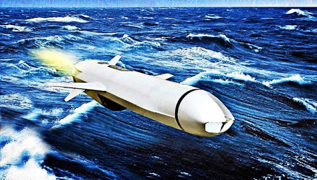Norway's super naval strike missile (NSM)