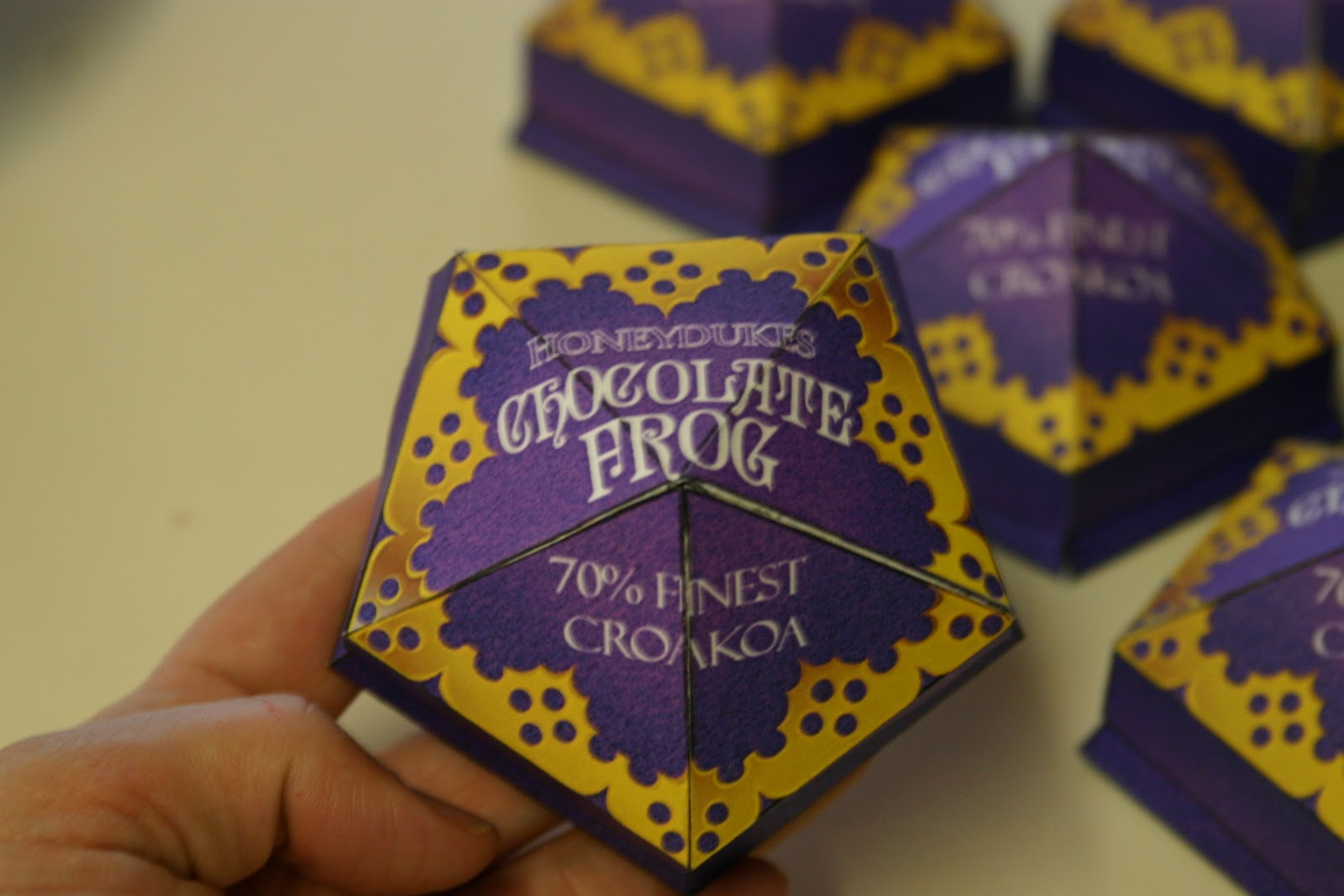 Harry Potter Chocolates Uk