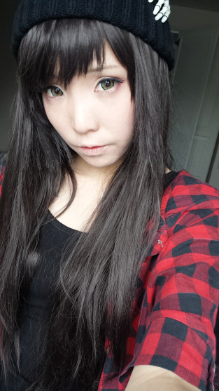 Kawayii Moe Moe Grey: 20mm Huge Circle Lenses