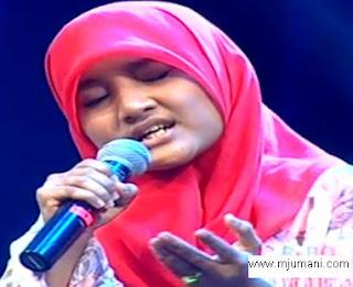 Fatin Shidqia- Rindu Grup 7 X Factor Indonesia