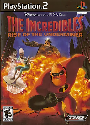 The Incredibles: Rise of the Underminer ISO ROM