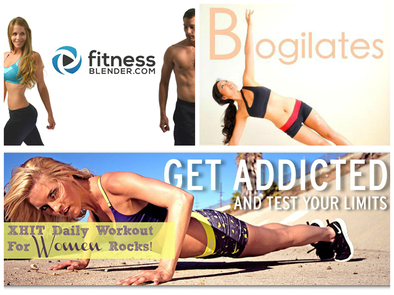 fitness blender blogilates xhit beeswonderland