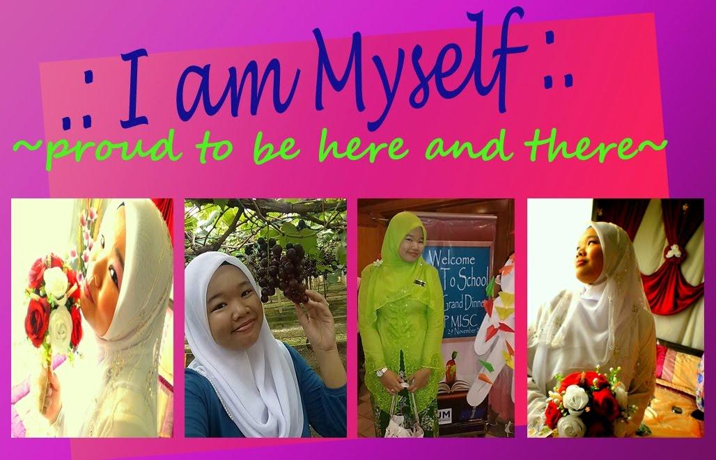 .: i am myself :.