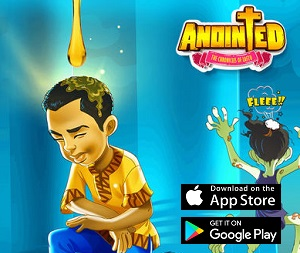 Adventure Game of the Month - Anointed: Chronicles of Laftu