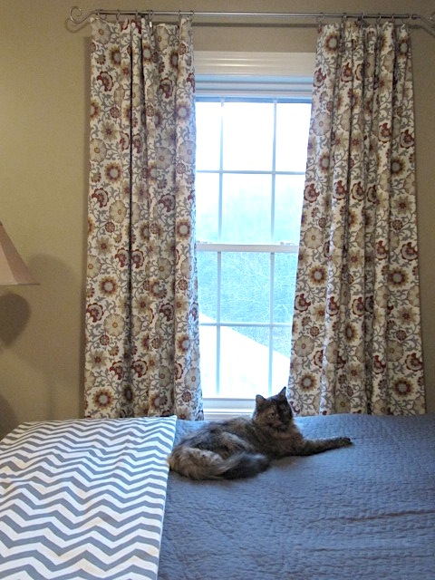 Sew Many Ways Quick And Easy Lined Drapes Half Pre Made