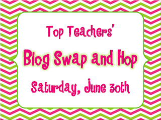 blog swap and hop