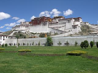 Potala Palace - Tibet Lhasa
