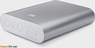 Comprar Xiaomi Power Bank 10400mAh no Brasil