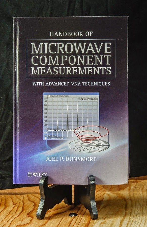 Handbook of Microwave Component Measures by Joel Dunsmore.