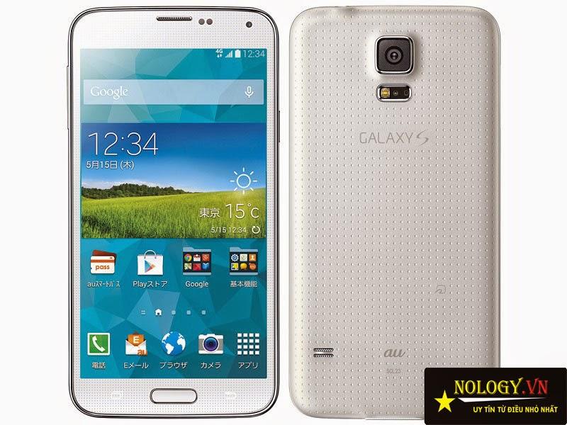 Samsung galaxy S5 au và các lỗi thường gặp
