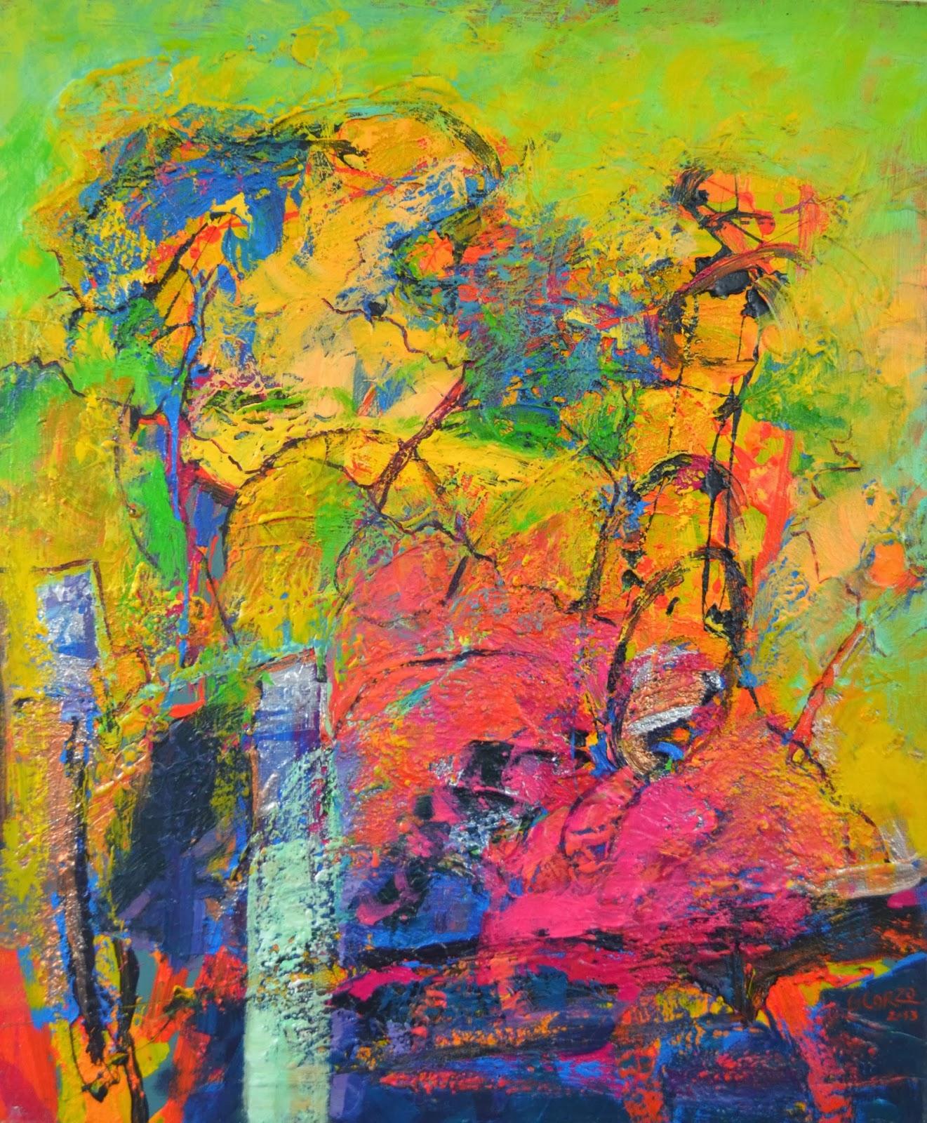 Cuadros modernos abstractos cuadro moderno con texturas - Cuadros con texturas abstractos ...