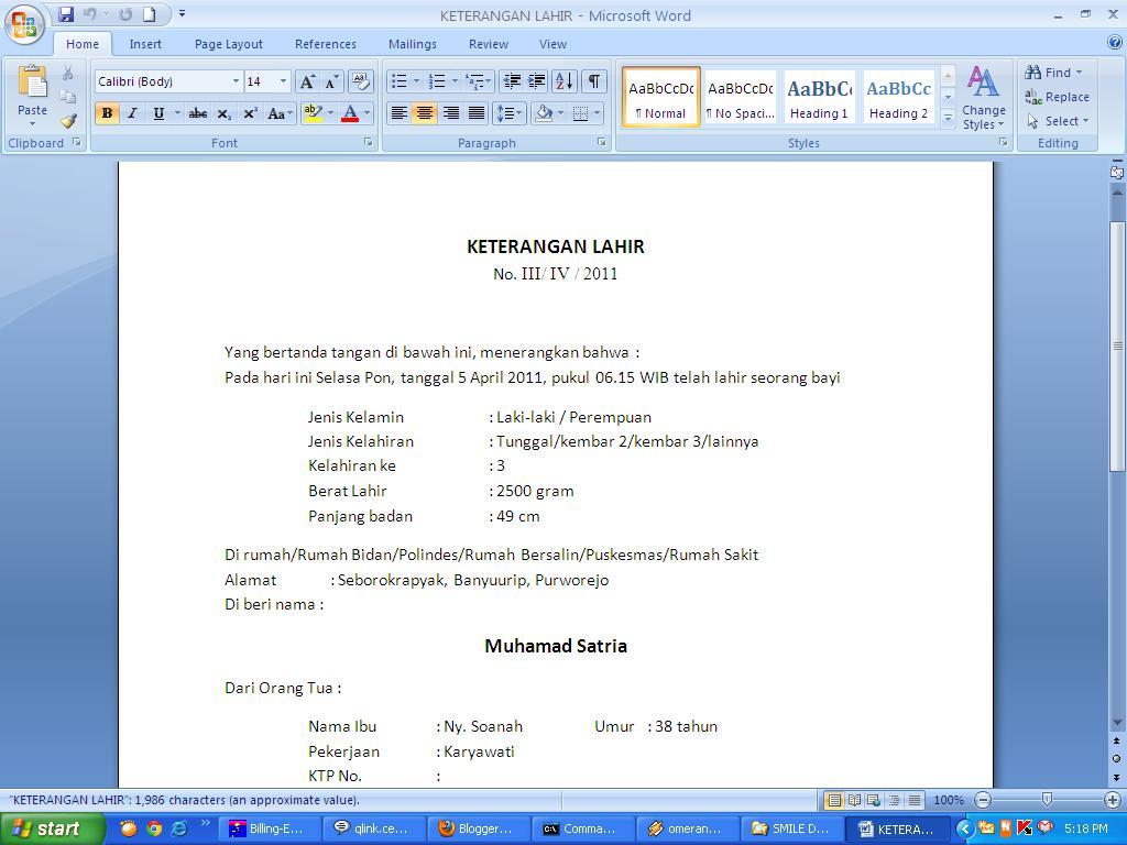 proposal bantuan alat olahraga doc download