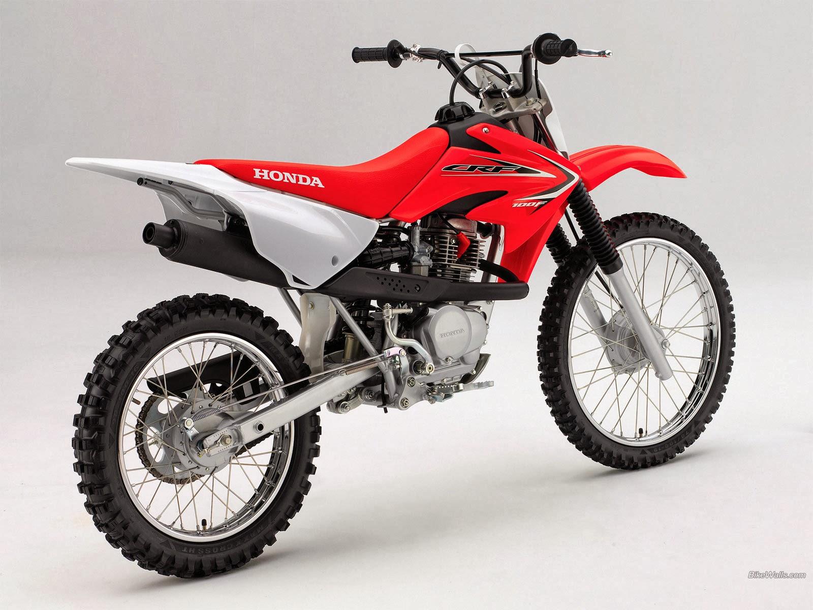 Honda Crf 100 >> Honda Crf 100 F Honda Motor