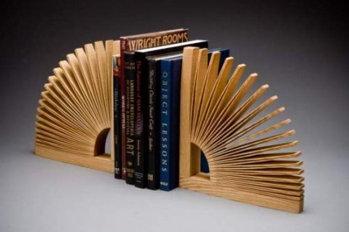 Creative Book Holders Design Funnilogy