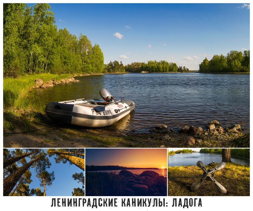 катера и лодки в ленинградской области