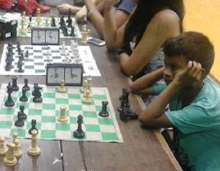 Torneio Xadrez Infantil 6
