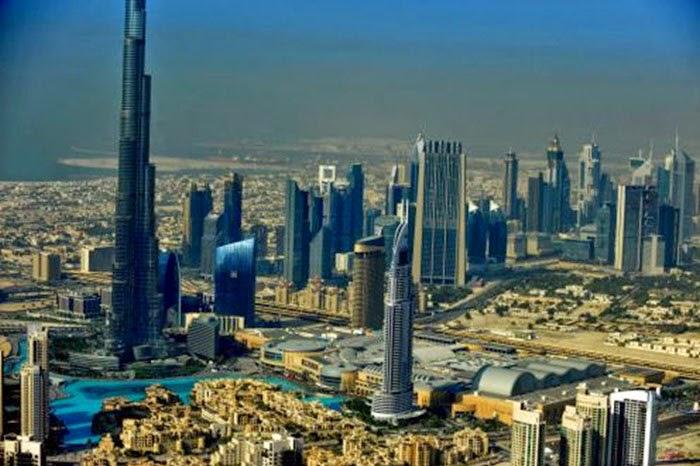 25 Cities you should visit in your lifetime : Dubai