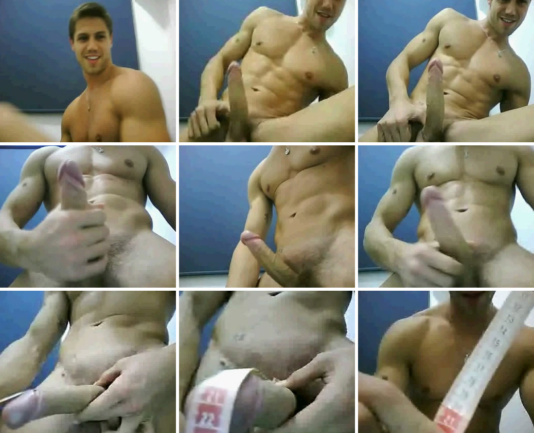 Mr Brazil Jonas Sulzbach Big Brother Nude