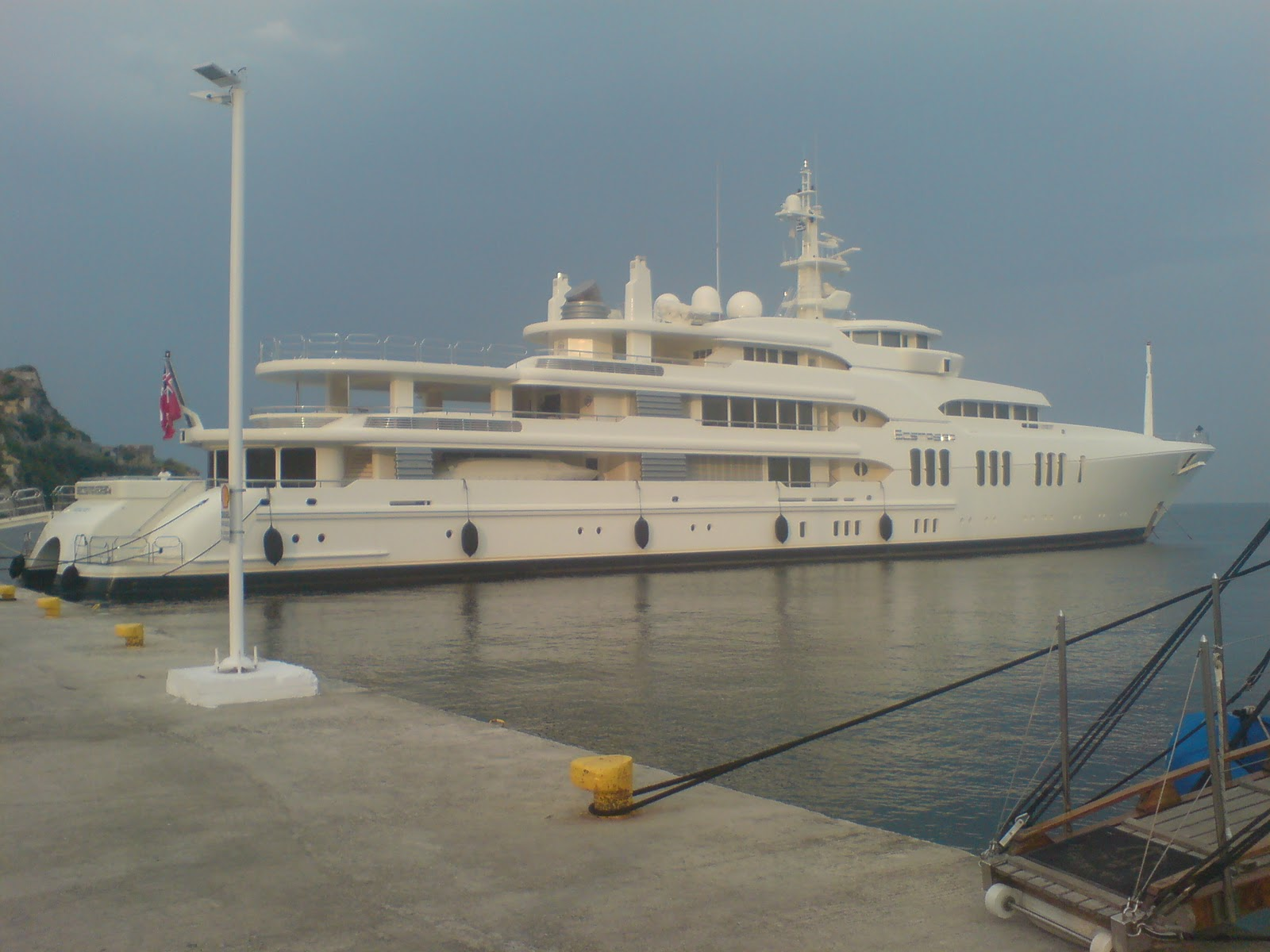 When you're on a yacht in Corfu visit this area, which until the early 20 ...