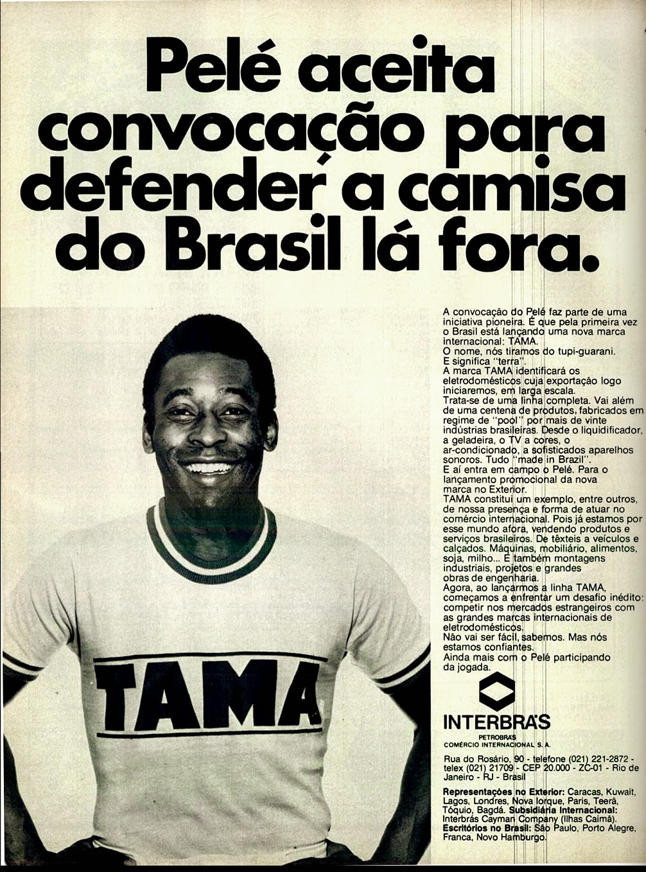 Anúncio anos 70. os anos 70; propaganda na década de 70; Brazil in the 70s, história anos 70; Oswaldo Hernandez;