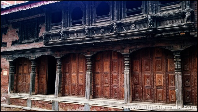 Nepal-arquitectura