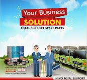 Hino memberikan SOLUSI agar bisnis makin lancar