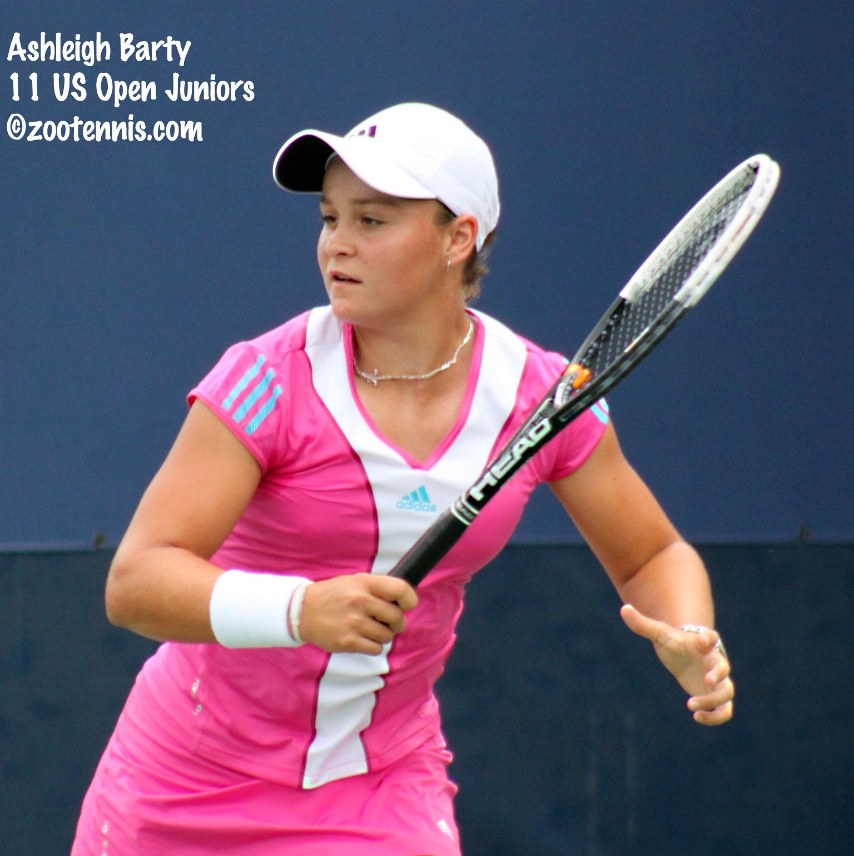 Ashleigh Barty: ZooTennis: US Team Wins Master'U BNP Paribas Event In