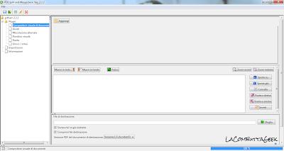 Pdf sam come unire tagliare e riorganizzare file pdf con un unico programma - Unire diversi pdf ...