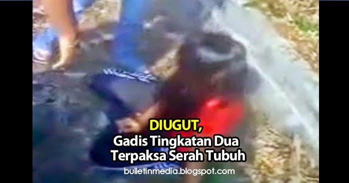 Gadis Tingkatan Dua 'Diugut' Terpaksa Serah Tubuh