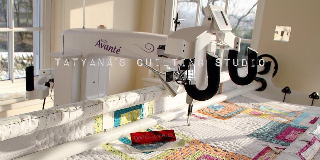 Tatyana's Quilting Studio