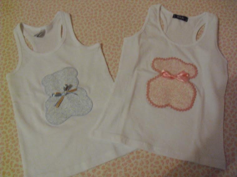 Camisetas oso