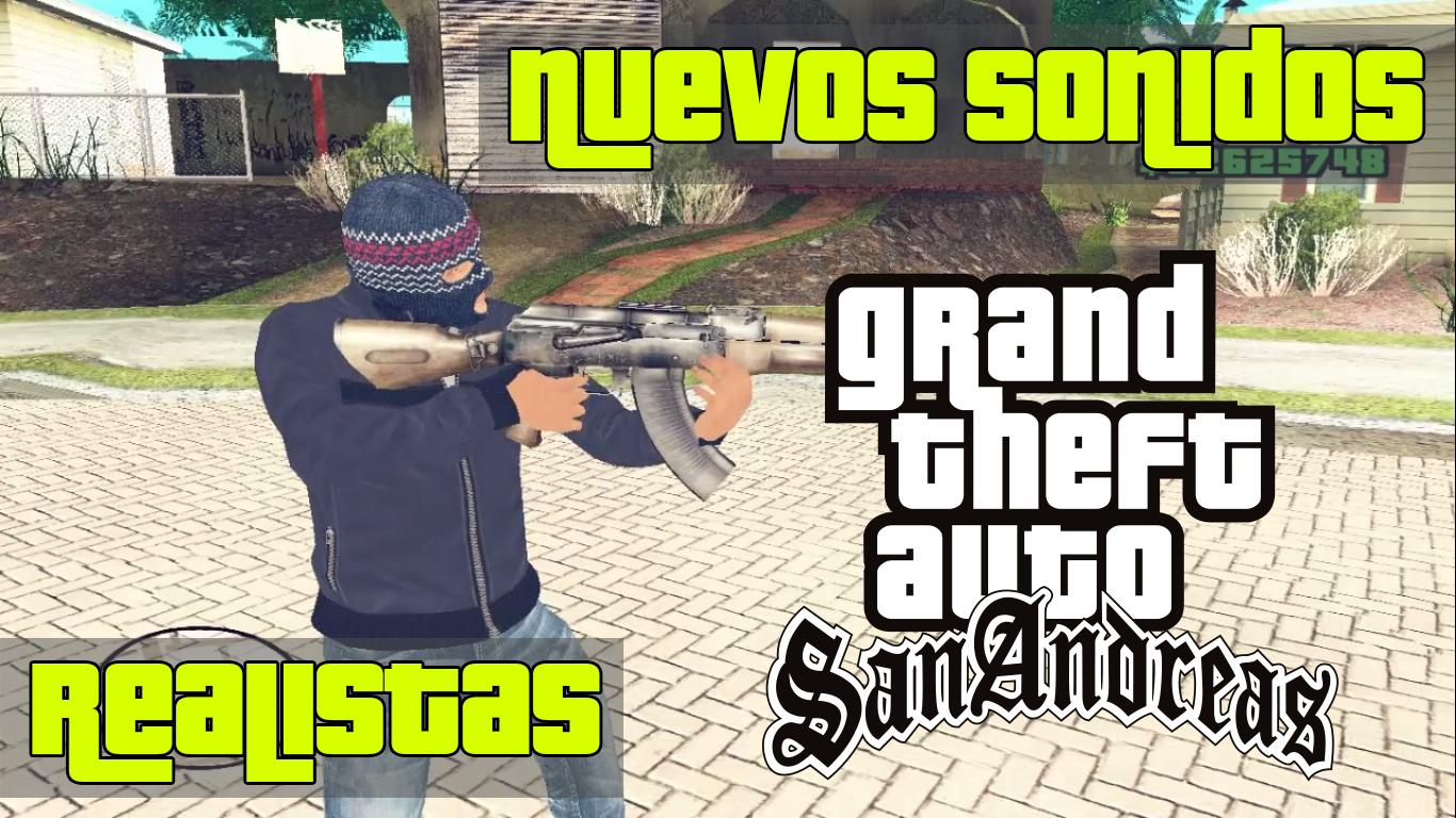 Nuevos Sonidos Realistas 2014 | BrosMods 2014