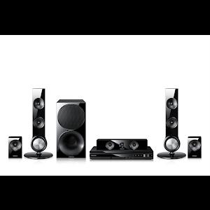 Samsung Home Theater HT-E453HK,Memutar film Oke Karaoke pun Jadi