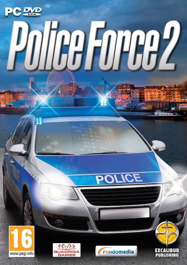 POLICE FORCE 2 Free Download [PC Game Full]