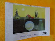 Neu! Kalender 2018 - Holger Lehfeld  - Häuser  Din A3