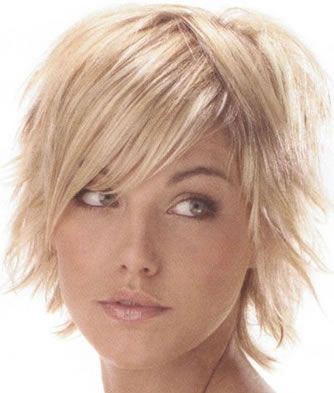 Cut, 2011 Short Hair Cut for Women: short haircuts for women with fine
