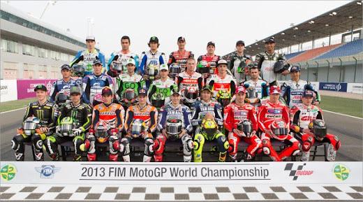 Logo MotoGP 2013