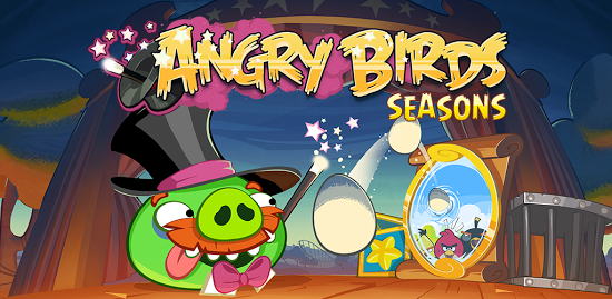 Angry Birds Seasons 4.0.2 Apk Direct Link By Rovio